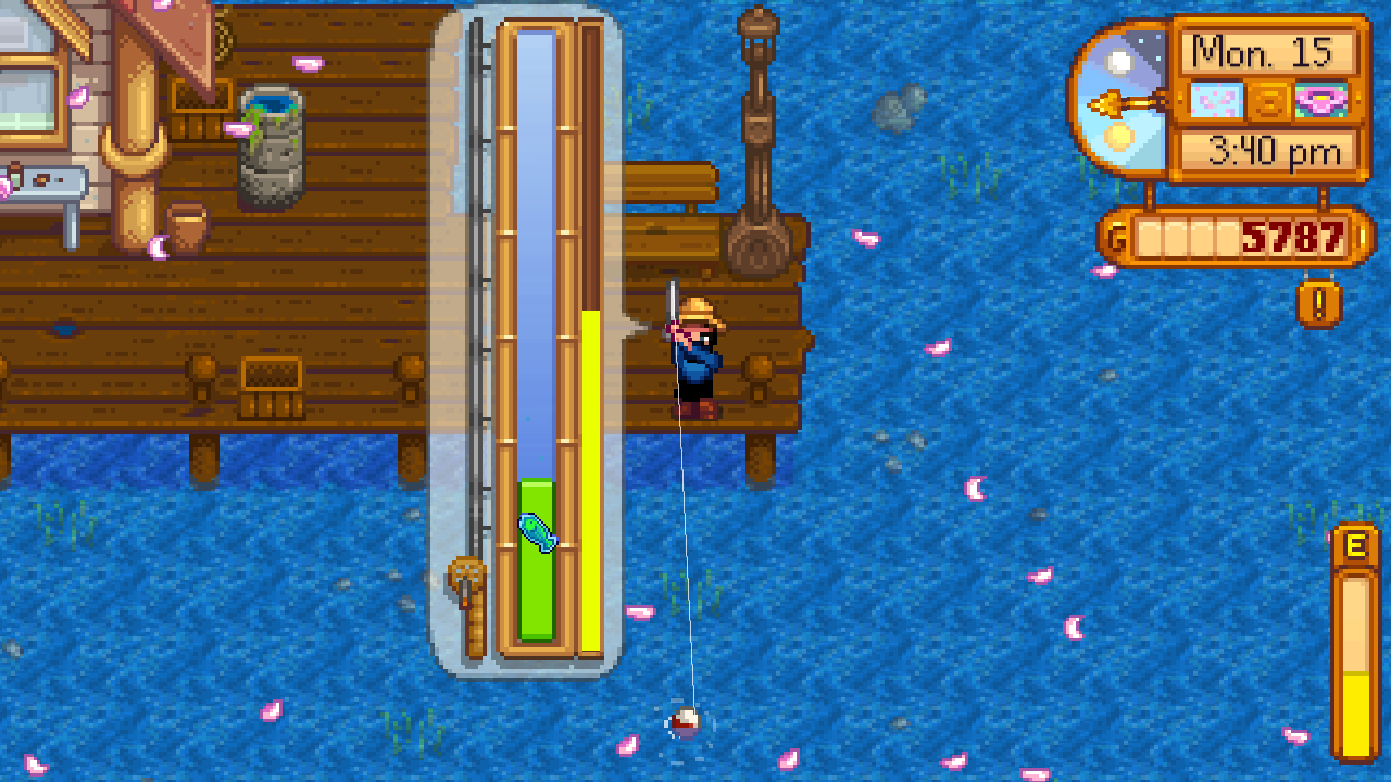 Fishing mod stardew valley | Are there any up to date instant