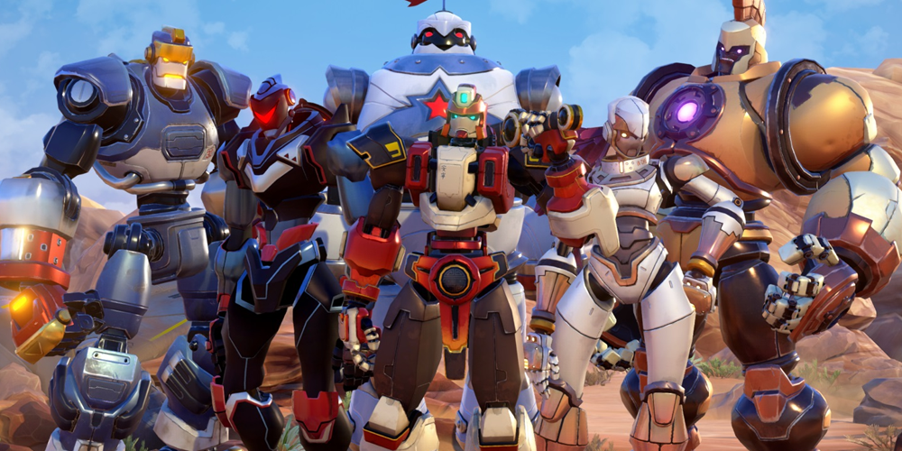 Rising Thunder group shot, courtesy of Radiant Entertainment
