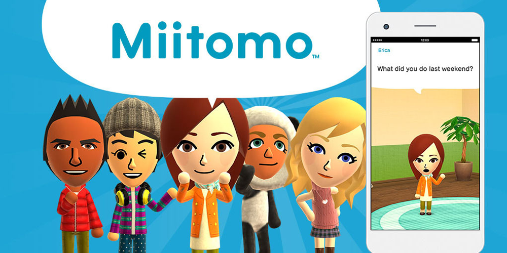 On Miitomo – Nintendo's quirky social network
