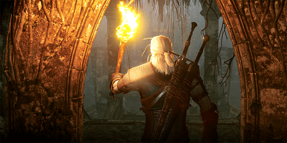 Getting around to The Witcher 3