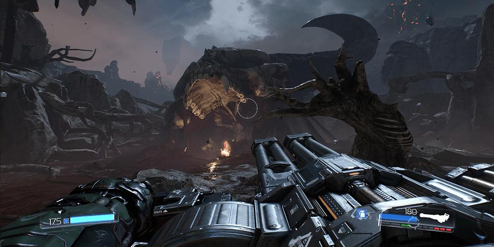 Doom Titan's Realm screenshot