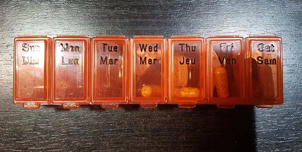 #WorldMentalHealthDay – My journey with medication