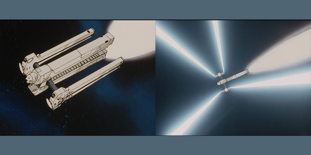 Legend of the Galactic Heroes E02 Empire Starfighters