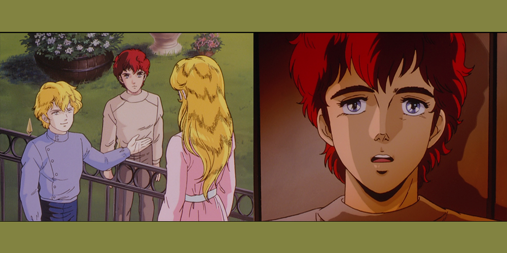 Legend of the Galactic Heroes Episode 04 Kircheis Runs from Annerose